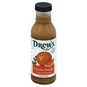 Drew's Sesame Orange Salad Dressing