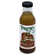Drew's Shitake Ginger Salad Dressing