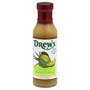 Drew's Thai Sesame Lime Dressing and Quick Marinade