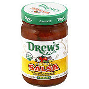 Drews Organic Salsa Mild