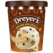 Dreyer's Grand Cookie Dough Ice Cream