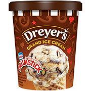Dreyer's Grand Drumstick Sundae Cone Ice Cream