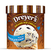 Dreyer's Grand Rich and Creamy Chocolate Chip Ice Cream