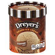 Dreyer's Grand Rich and Creamy Coffee Ice Cream