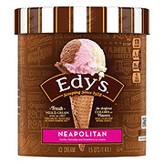 Dreyer's Grand Rich and Creamy Neapolitan Ice Cream