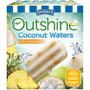 Dreyer's Outshine Coconut Waters With Pineapple Ice Cream