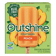 Dreyer's Outshine Peach Fruit Bars