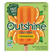 Dreyer's Outshine Tangerine Fruit Bars