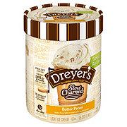 Dreyer's Slow Churned Butter Pecan Light Ice Cream