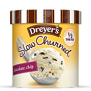 Dreyer's Slow Churned Light Chocolate Chip Ice Cream