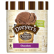 Dreyer's Slow Churned Light Chocolate Ice Cream