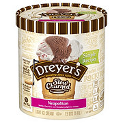 Dreyer's Slow Churned Light Neapolitan Ice Cream