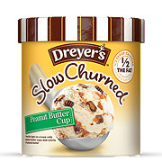 Dreyer's Slow Churned Light Peanut Butter Cup Ice Cream