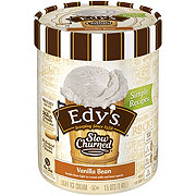 Dreyer's Slow Churned Light Vanilla Bean Ice Cream