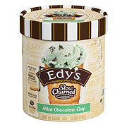 Dreyer's Slow Churned Mint Chocolate Chip Light Ice Cream