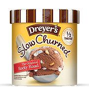 Dreyer's Slow Churned The Original Rocky Road Light Ice Cream