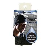 Dri Sweat Men's Active Wear Black Mesh Cap