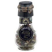 Drogheria & Alimentari Organic 4 Seasons Pepper Corns Mill With Grinder