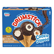 Drumstick Cookie Dipped Variety Pack Cookie Dipped Sundae Cones