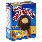 Drumstick Ice Cream, Butterfinger Dipped