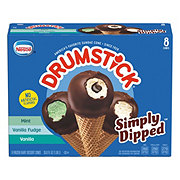Drumstick Simply Dipped Variety Pack Simply Dipped Sundae Cones