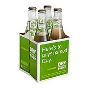 DRY Cucumber Soda 4 Pack