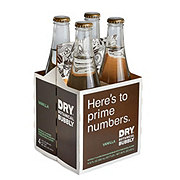 DRY Vanilla Bean Soda Bottles 4 Pack