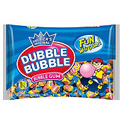Dubble Bubble Bubble Gum Twist Wraps