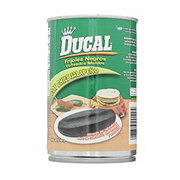 Ducal Black Beans with Jalapeno