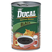 Ducal Black Refried Beans