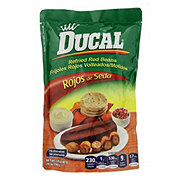Ducal Refried Red Beans Rojos De Seda