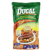Ducal Refried Red Beans, Rojos De Seda