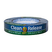 Duck Clean Release Multiple Surfaces Painter's Tape .94 Inches x 60 Yards