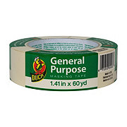 Duck General Purpose Beige Masking Tape