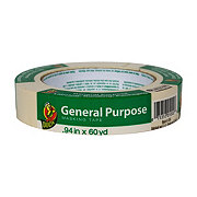 Duck General Purpose Masking Tape 0.94 Inches x 60 Yards