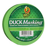 Duck Masking Tape Light Green