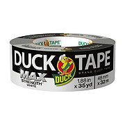 Duck Max Strength Brand White Duct Tape