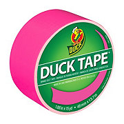 Duck Neon Pink Duct Tape