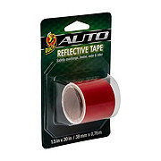 Duck Reflective Red Tape