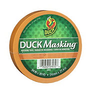 Duck Tape Masking Orange