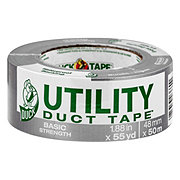 Duck Utility Silver Duct Tape