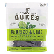 Duke's Chorizo & Lime Smoked Shorty Sausages