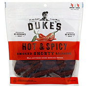 Duke's Hot & Spicy Smoked Shorty Sausages