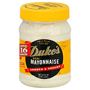 Duke's Real Mayonnaise Smooth and Creamy