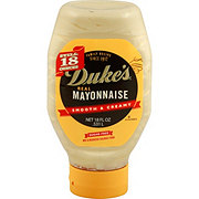 Duke's Real Sugar-free Mayonnaise Squeeze Bottle