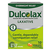 Dulcolax Laxative 5 mg Tablets