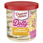 Duncan Hines Creamy Home Style Buttercream  Frosting