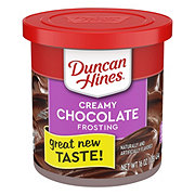 Duncan Hines Creamy Home-Style Classic Chocolate Premium Frosting