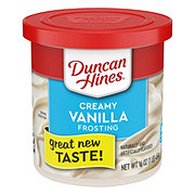 Duncan Hines Creamy Home Style  Classic Vanilla Frosting