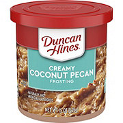 Duncan Hines Creamy Home Style Coconut Pecan  Frosting